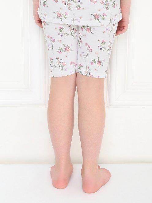 Пижама с цветочным узором La Perla - МодельВерхНиз1