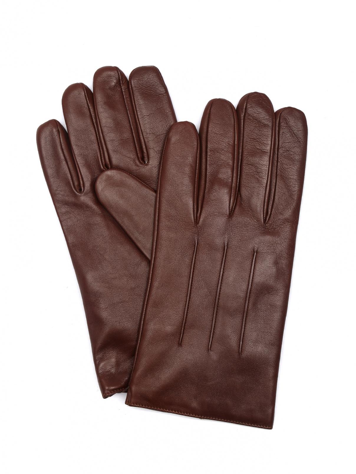 Перчатки кожаные Portolano  –  Общий вид