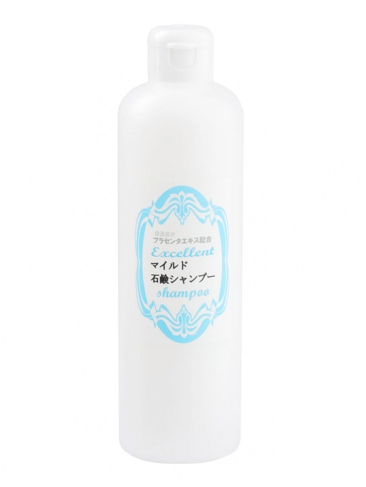 "Плацентарный шампунь - ""Excellent shampoo"", 300ml Jukohbi  –  Общий вид"