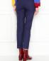 Укороченные брюки из смешанной шерсти Moschino Boutique  –  МодельВерхНиз1