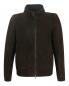 Куртка из кожи на молнии Gimo'S  –  Общий вид