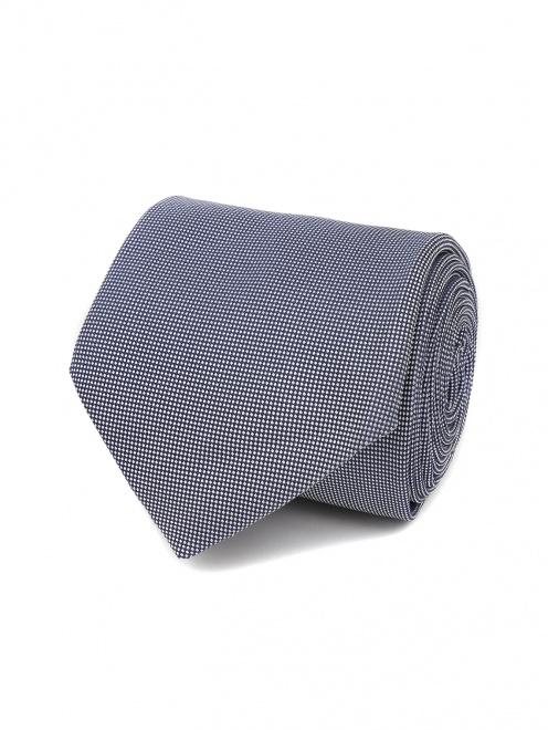 Галстук из шелка с узором - Общий вид