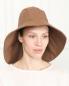 Шляпа из льна и шелка Alberta Ferretti  –  МодельОбщийВид