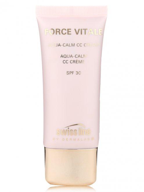 Увлажняющий CC-Крем для чувствительной кожи - Force Vitale, 35ml Swiss Line - Общий вид