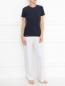 Базовая футболка из хлопка La Perla  –  МодельОбщийВид