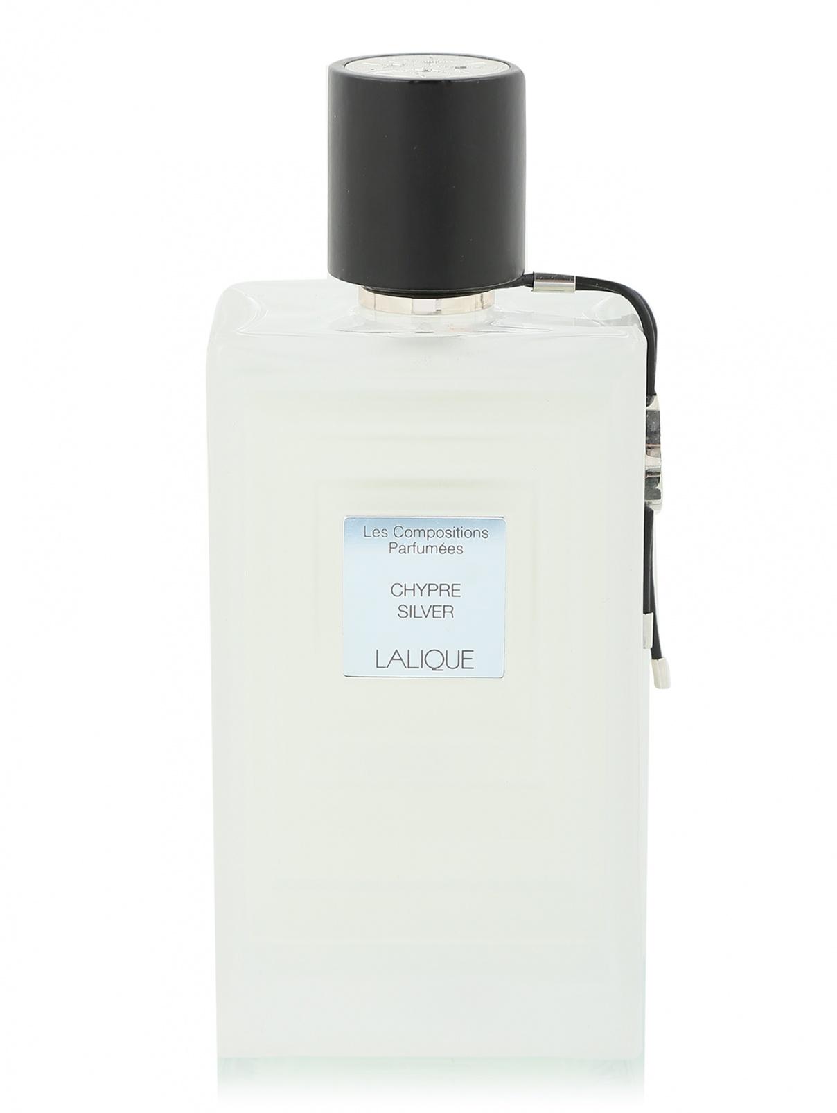 Парфюмерная вода 100мл Chypre Silver Lalique  –  Общий вид