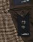 Пиджак из шерсти и шелка с узором LARDINI  –  Деталь2