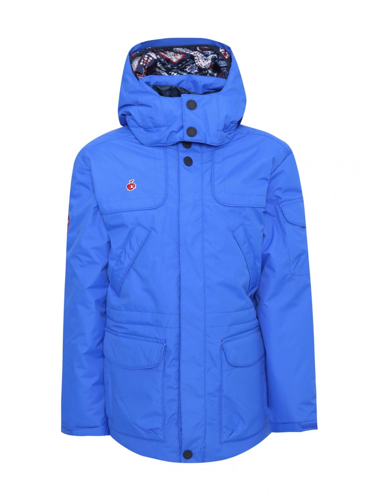 Куртка утепленная с карманами Bosco Sport  –  Общий вид