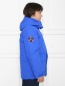 Куртка утепленная с карманами Bosco Sport  –  МодельВерхНиз2