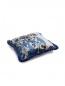 Подушка из хлопка с цветочным принтом и бахромой 40 x 40 Etro  –  Обтравка1