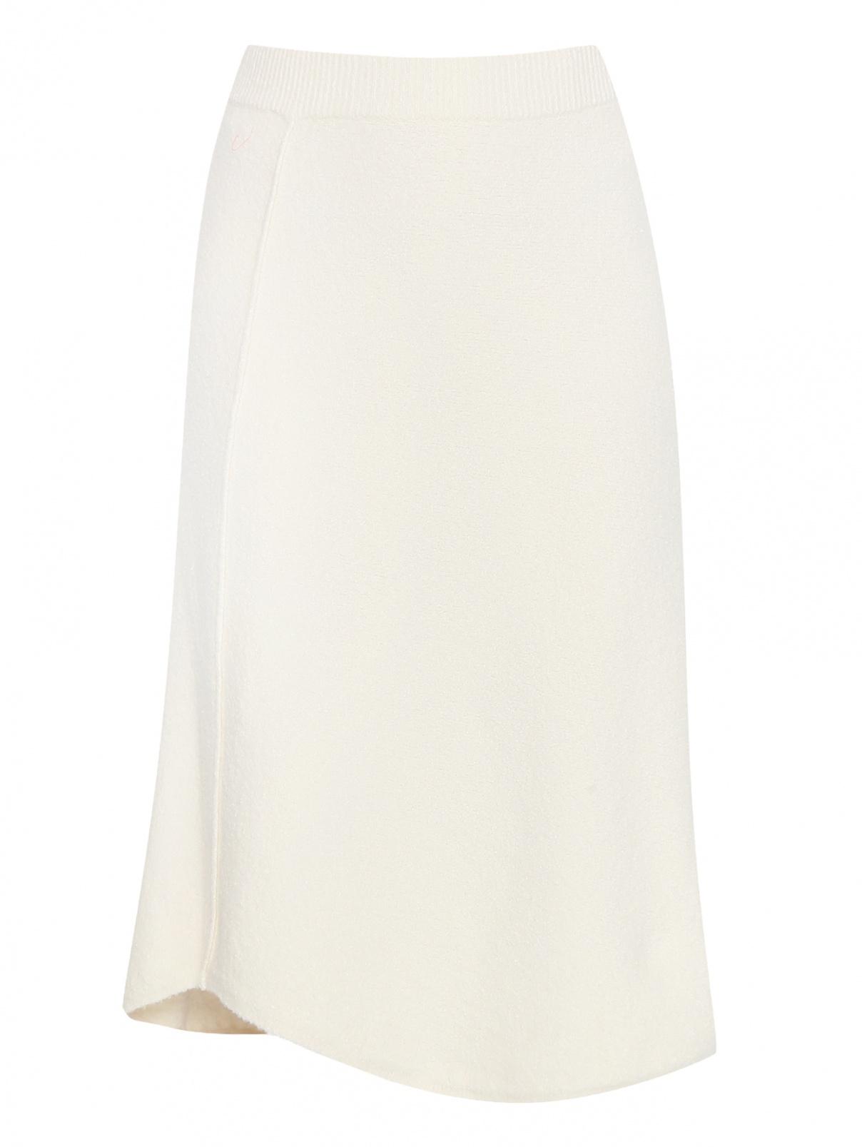 Юбка из смесового трикотажа Max&Co  –  Общий вид