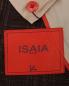 Пиджак из кашемира и шелка в клетку Isaia  –  Деталь2