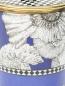 Свеча в фарфоровом подсвечнике  с декоративной фигуркой пингвина на крышке Ginori 1735  –  Деталь1