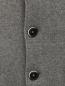 Трикотажное пальто из смешанной шерсти Barena  –  Деталь1
