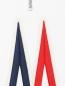 Костюм хлопковый с вышивкой Moncler  –  Деталь