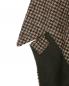 Пиджак из шерсти и шелка с узором LARDINI  –  Деталь