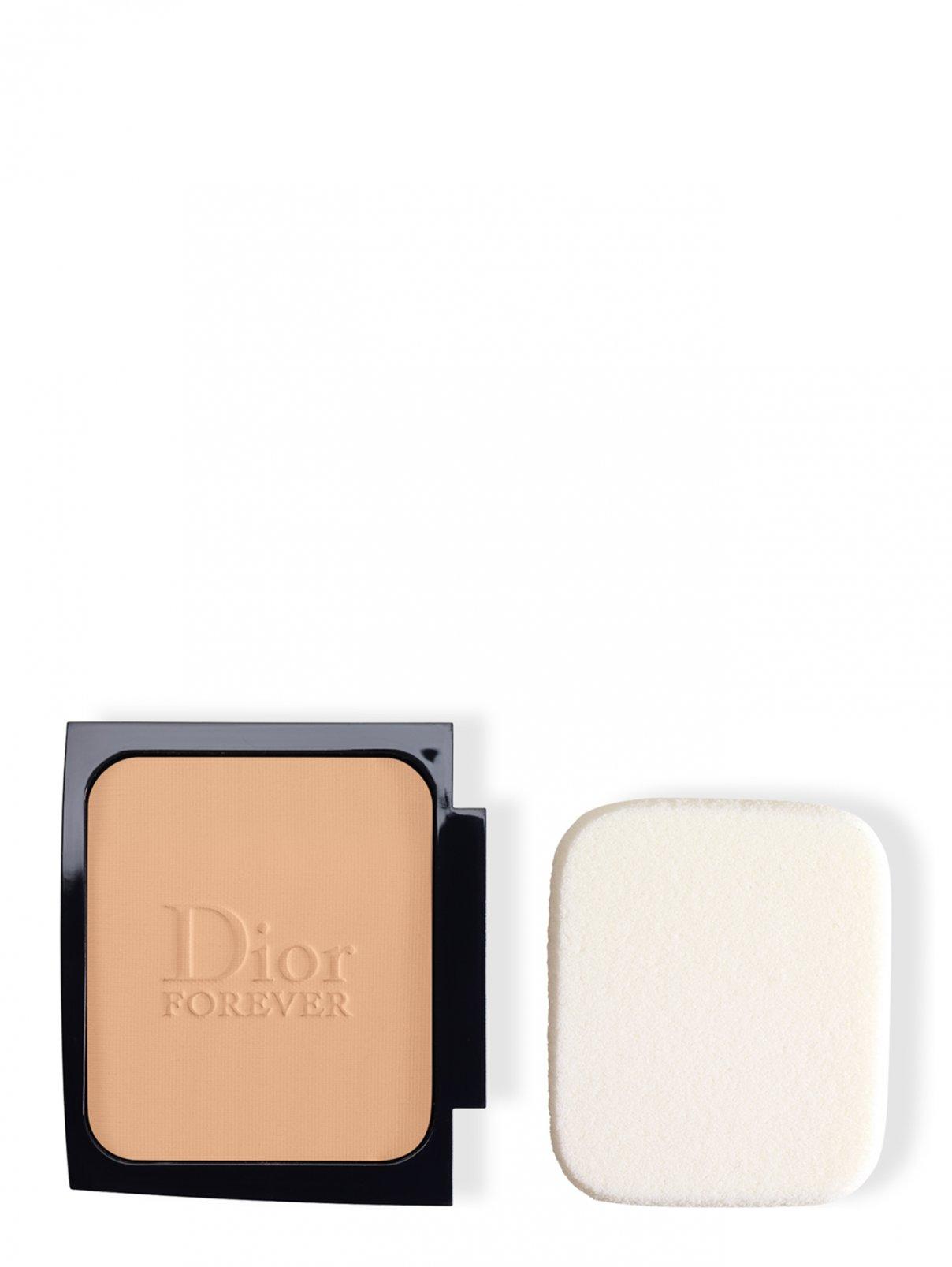 Компактная пудра 025 Мягкий бежевый Diorskin Forever Dior  –  Общий вид