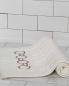 Коврик для ванной комнаты хлопковый с вышивкой Frette  –  Общий вид