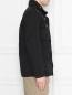Куртка на молнии с накладными карманами Stone Island  –  МодельВерхНиз2