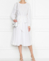 Платье-миди из хлопка Moschino Boutique  –  МодельОбщийВид