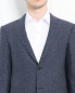 Пиджак однобортный из шелка и шерсти Pal Zileri  –  Модель Общий вид1