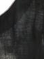Платье из льна с декоративной отделкой без рукавов Marina Rinaldi  –  Деталь