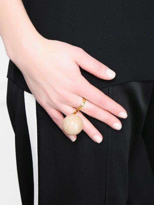 Кольцо из металла MM6 - Общий вид