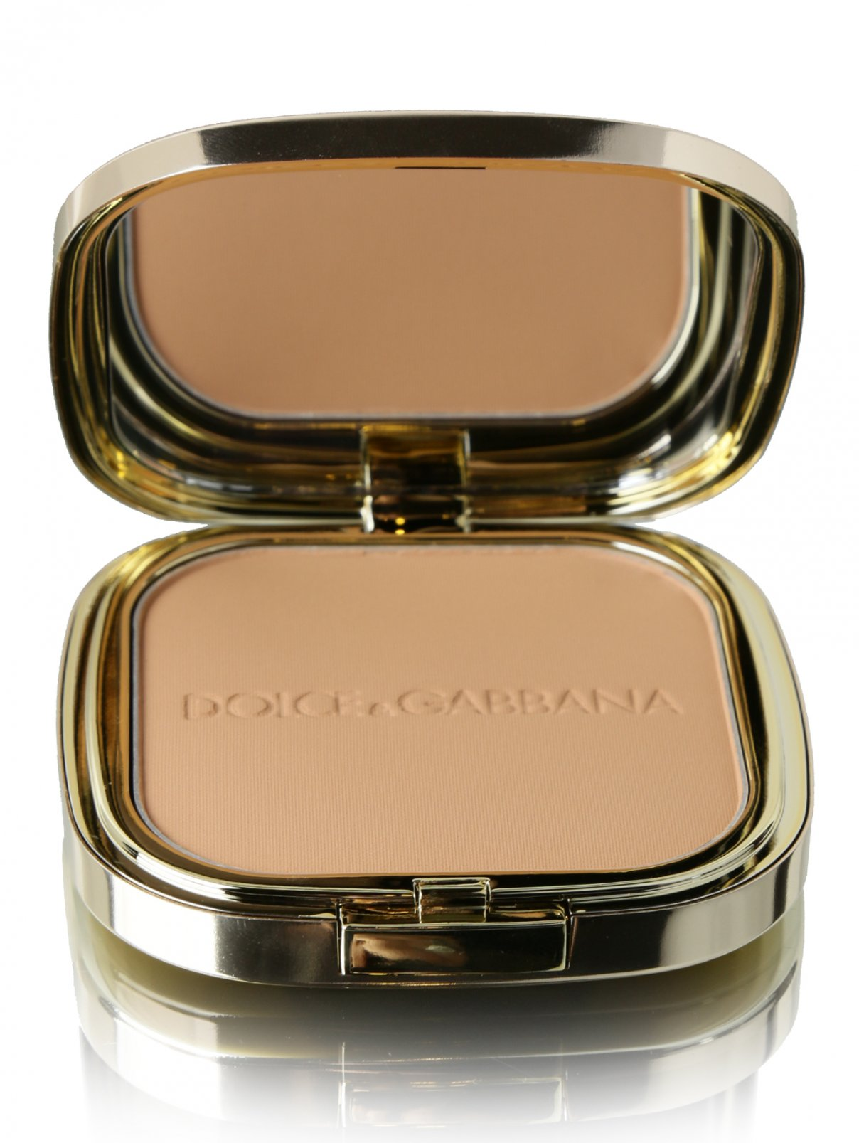 Компактная пудра, 5 Soft Sand, 15 г Dolce & Gabbana  –  Общий вид