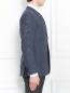 Пиджак однобортный из шелка и шерсти Pal Zileri  –  Модель Верх-Низ2