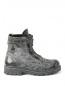 Грубые ботинки из фактурной кожи Ciao Bimbi  –  Обтравка1