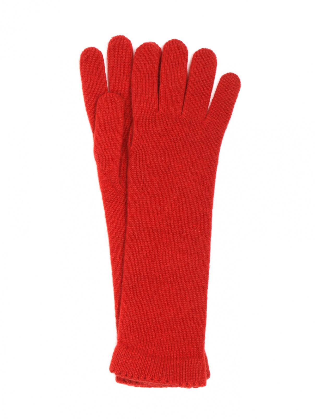 Перчатки из кашемира мелкой вязки Inverni  –  Общий вид