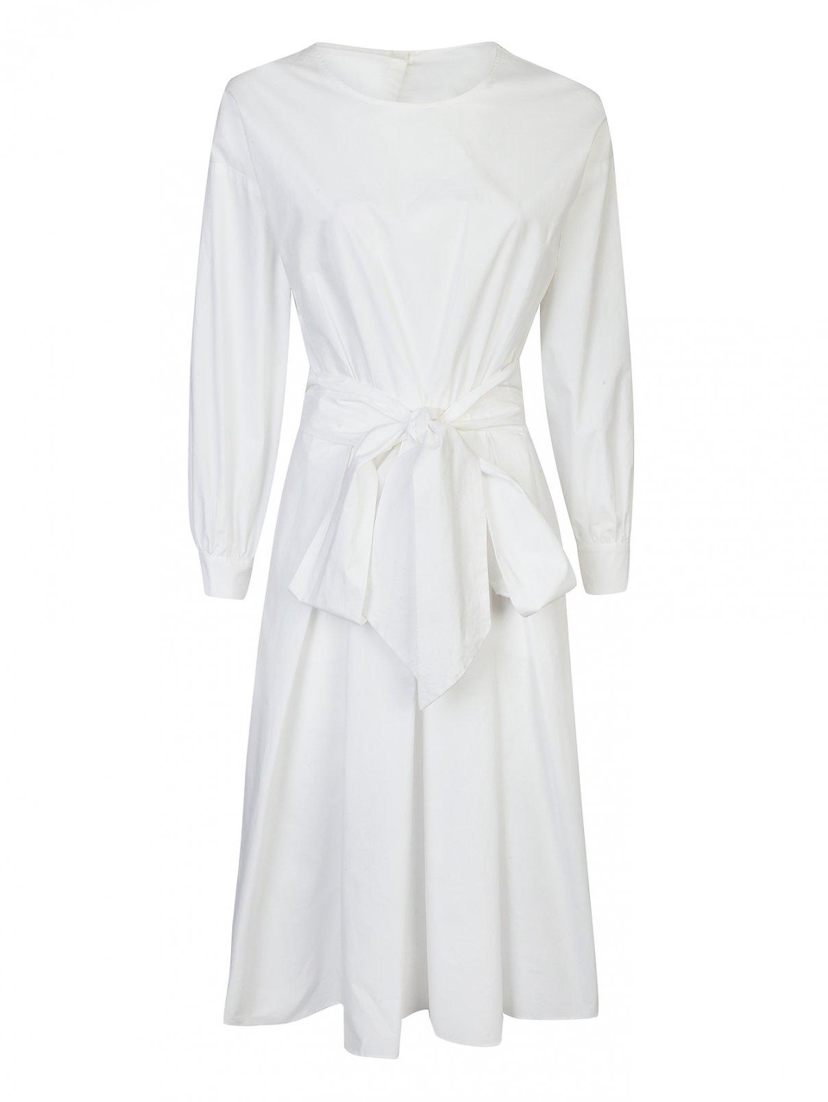 Платье-миди из хлопка Moschino Boutique  –  Общий вид