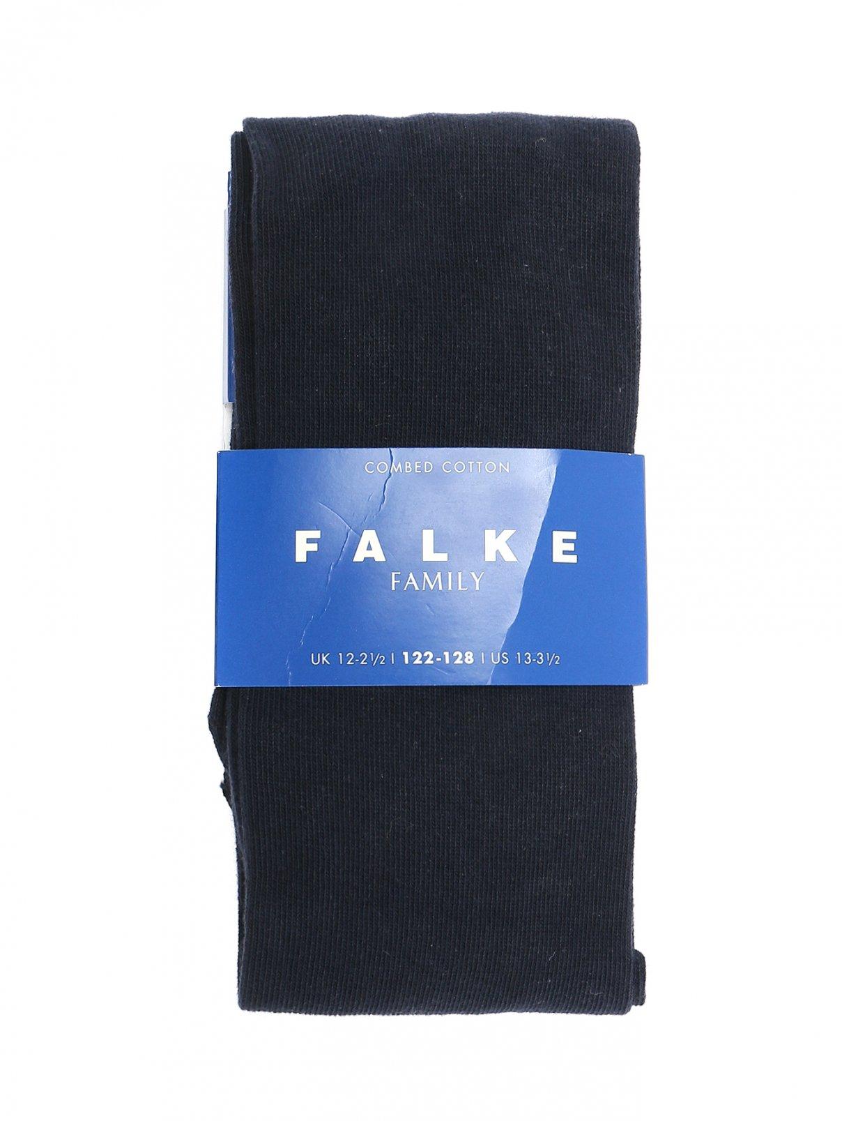 Колготки из хлопка однотонные Falke  –  Общий вид