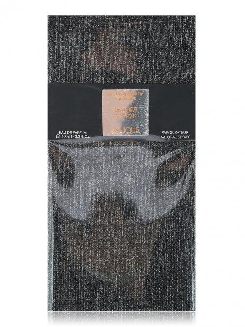 Парфюмерная вода 100 мл Leather Cooper Lalique - Общий вид