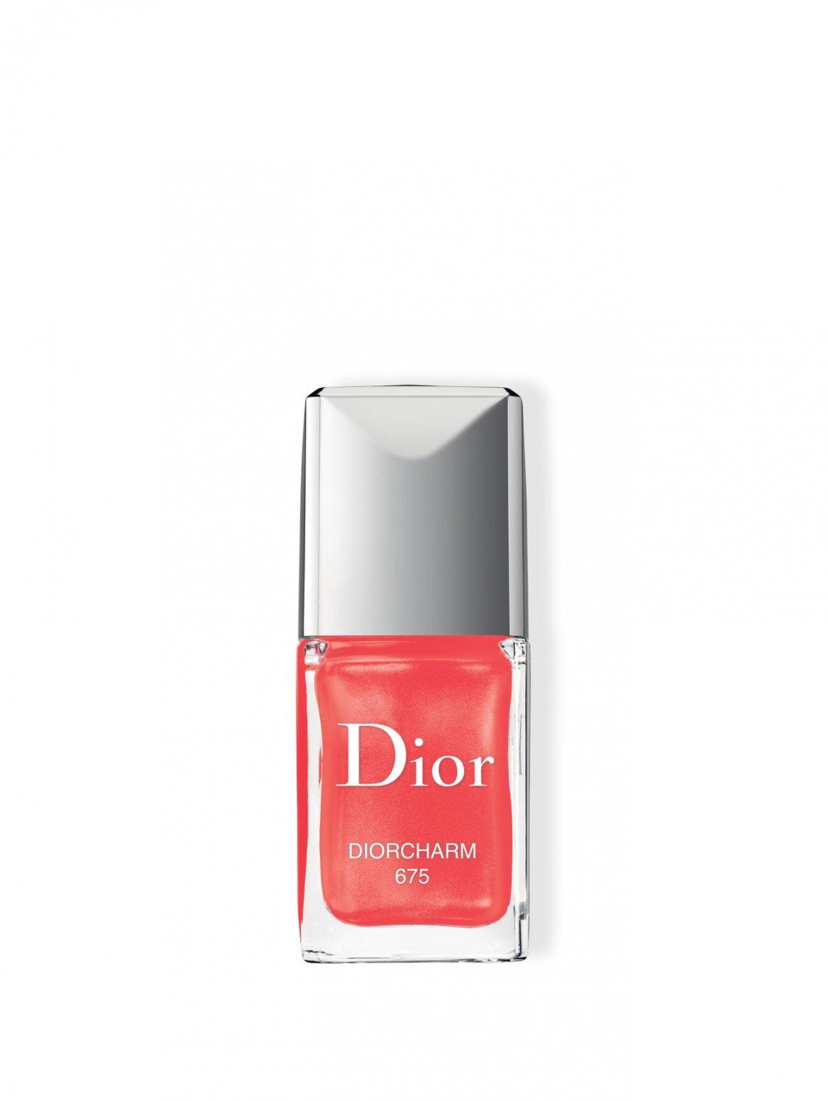 Лак для ногтей 675 Шарм Диор Dior Vernis Dior  –  Общий вид
