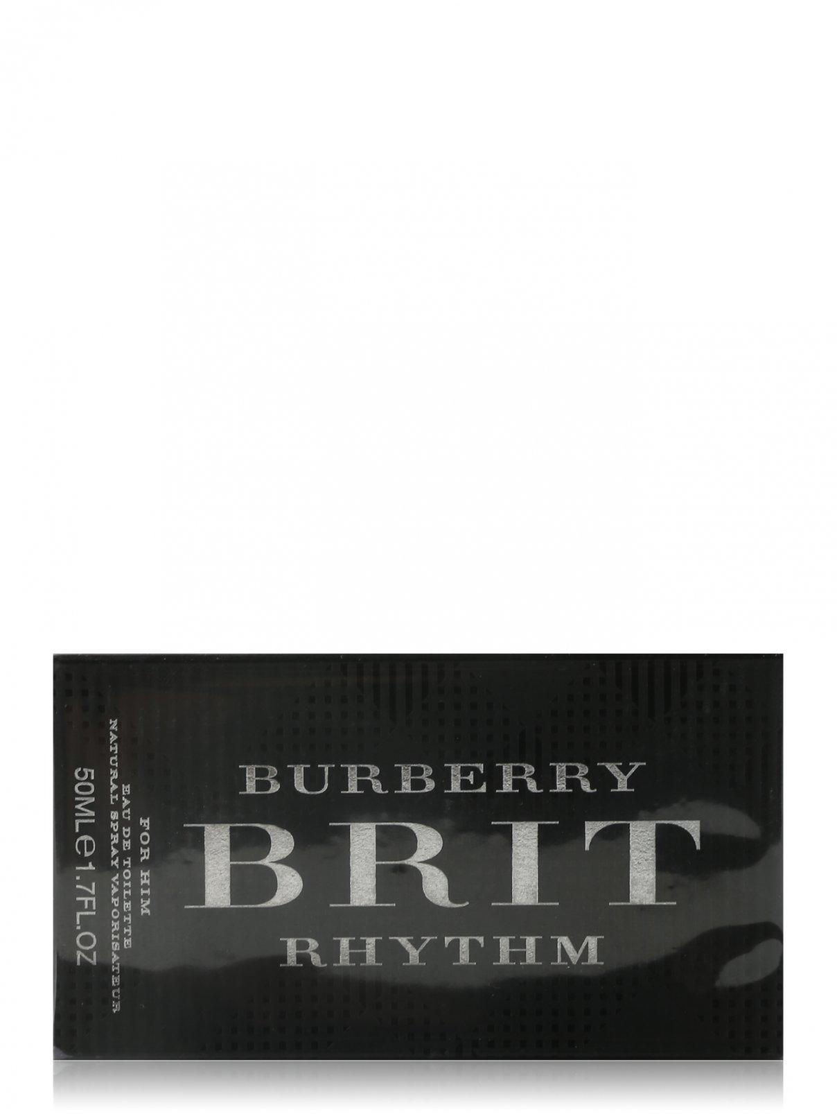 Туалетная вода - Brit Rhythm, 50ml Burberry  –  Общий вид