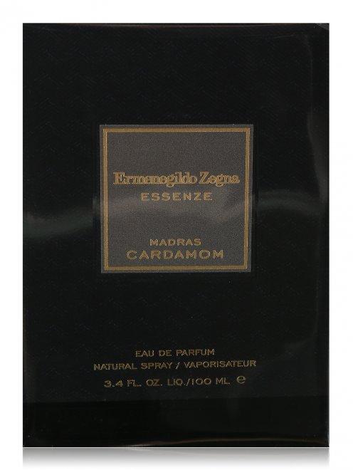 Парфюмерная вода 100 мл Madras Cardamon Essence Ermenegildo Zegna - Обтравка2