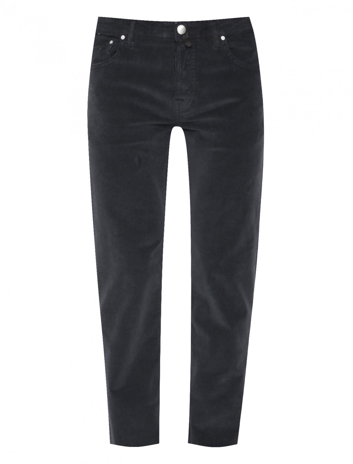 Вельветовые брюки с карманами Jacob Cohen  –  Общий вид