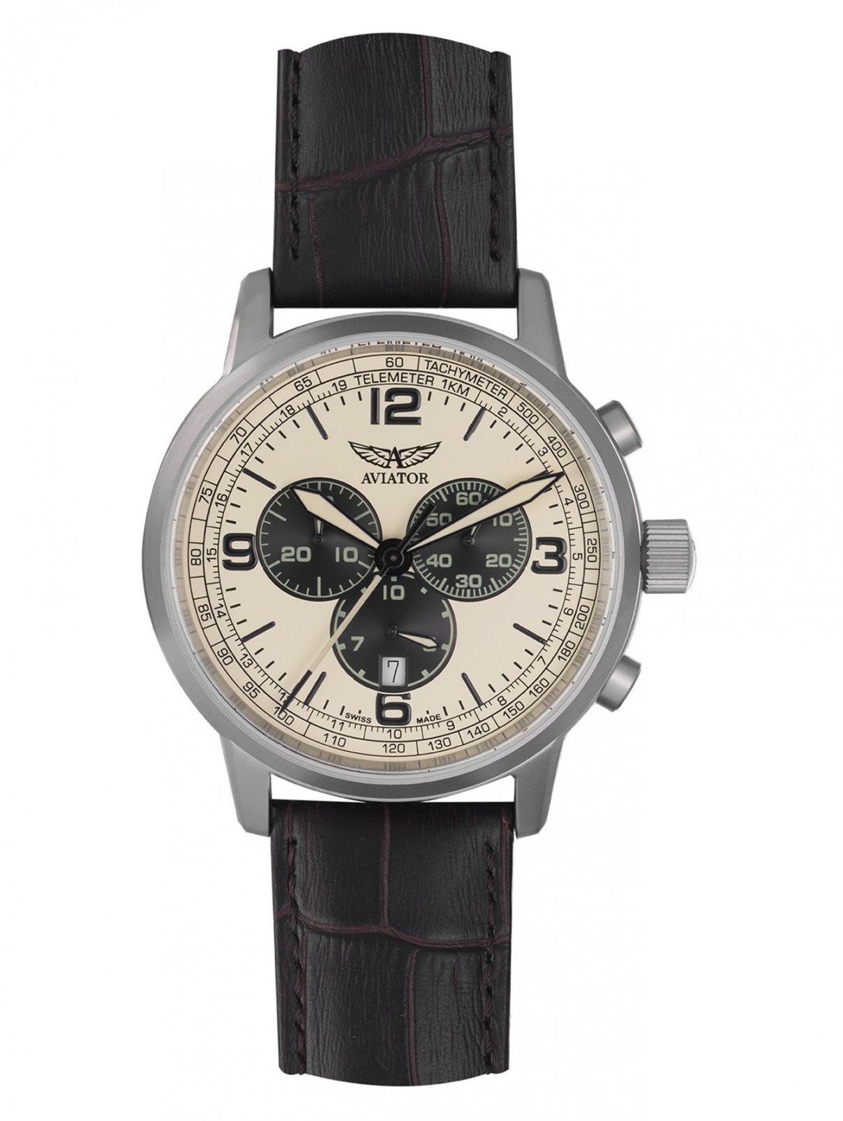 Часы V.2.16.0.097.4 Aviator  –  Общий вид