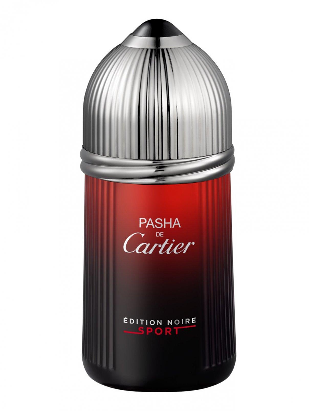 Туалетная вода - Pasha Edition Noire, 50ml Cartier  –  Общий вид