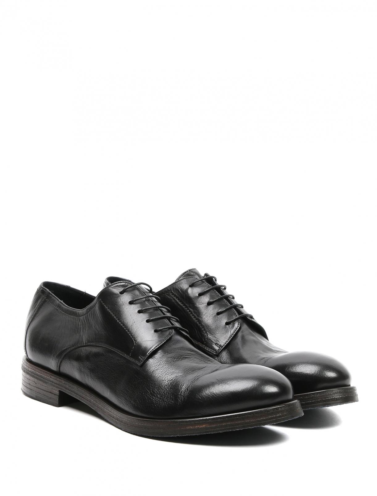 Ботинки из кожи Raparo  –  Общий вид