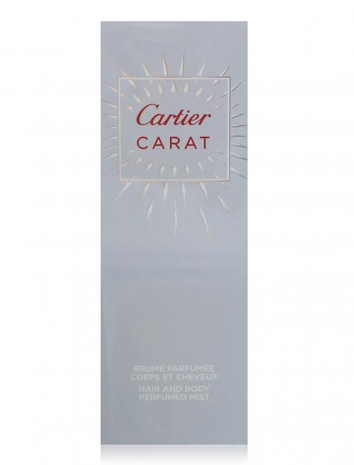 Спрей для волос и тела 100 мл Carat Cartier - Обтравка2