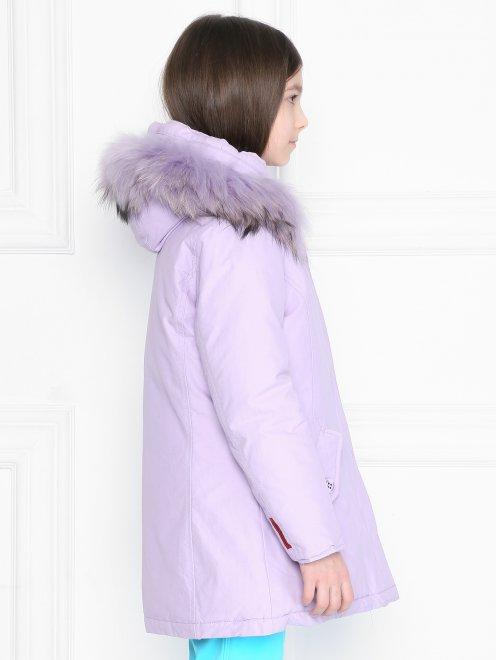 Куртка на молнии с капюшоном  - МодельВерхНиз2