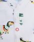 Ползунки из хлопка с фартуком и носочками Paul Smith Junior  –  Деталь