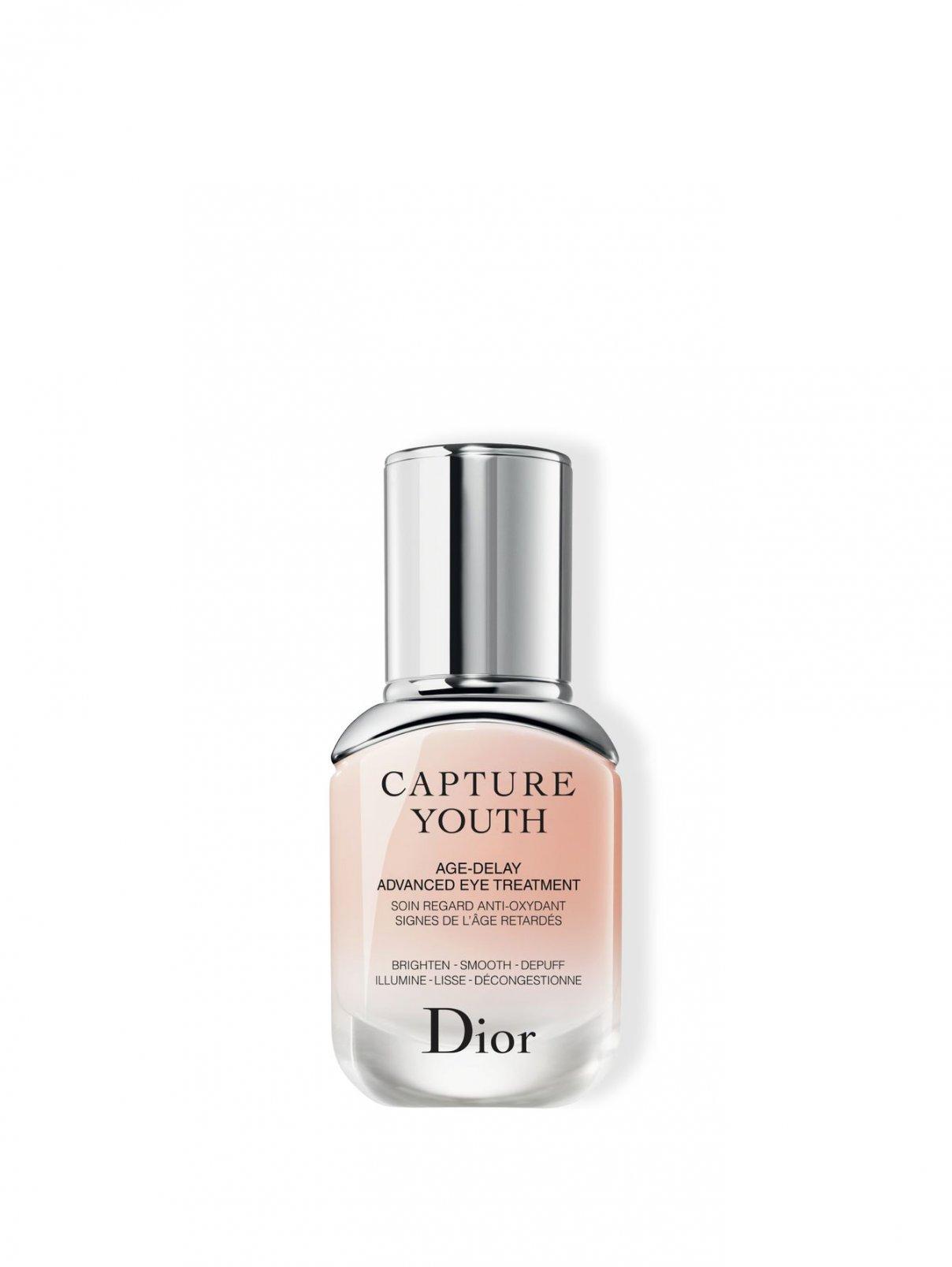 Средство для ухода за кожей вокруг глаз 15 мл Capture Youth Dior  –  Общий вид