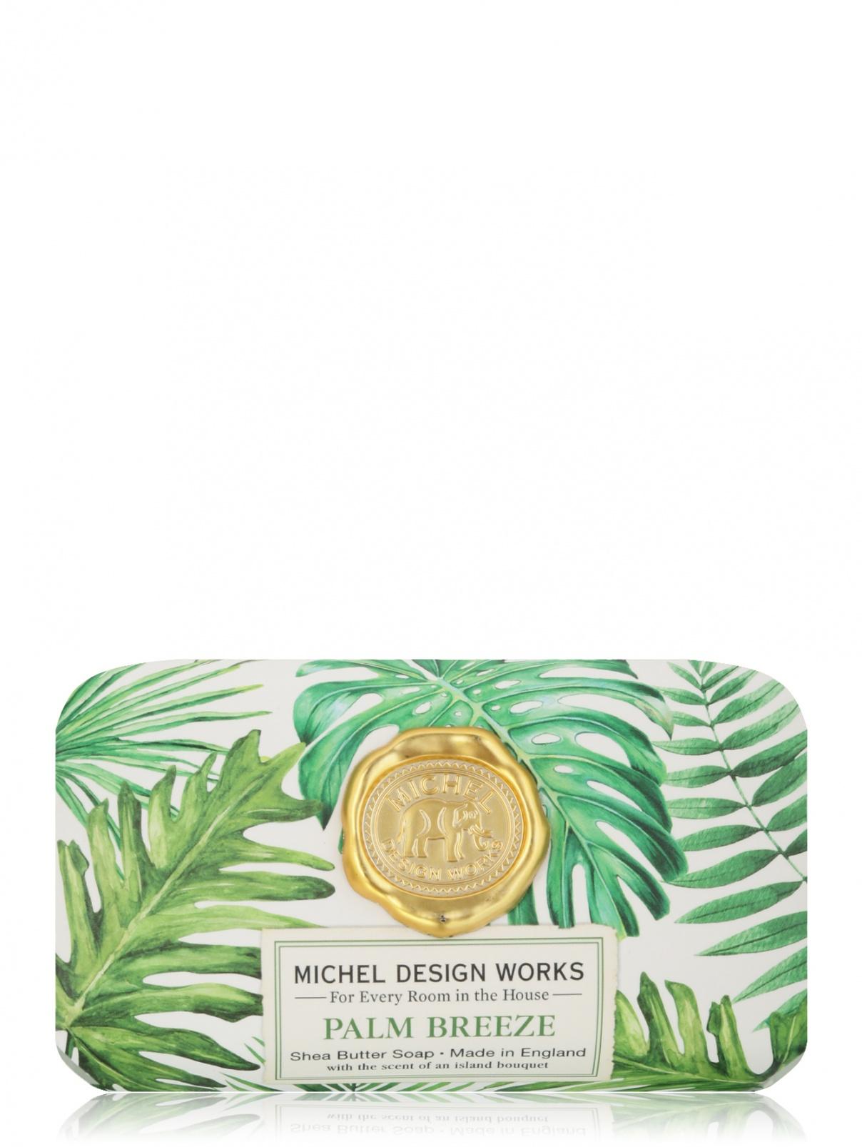 Мыло в бумажной обертке Palm Breeze 246 г Home Collection MichelDesignWorks  –  Общий вид