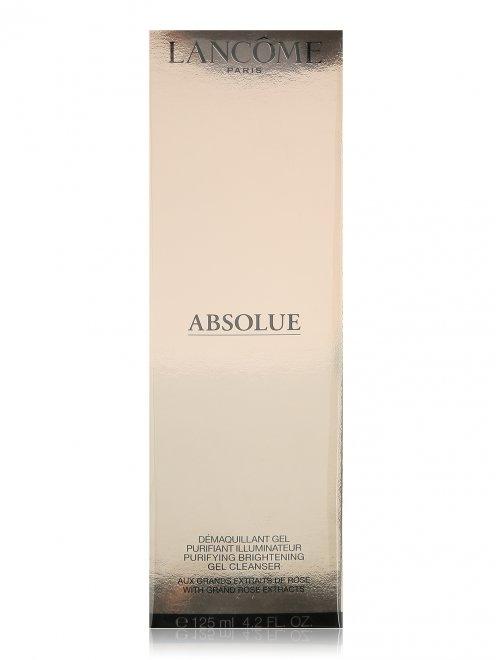 Гель для снятия макияжа 125 мл Absolue Lancome - Общий вид