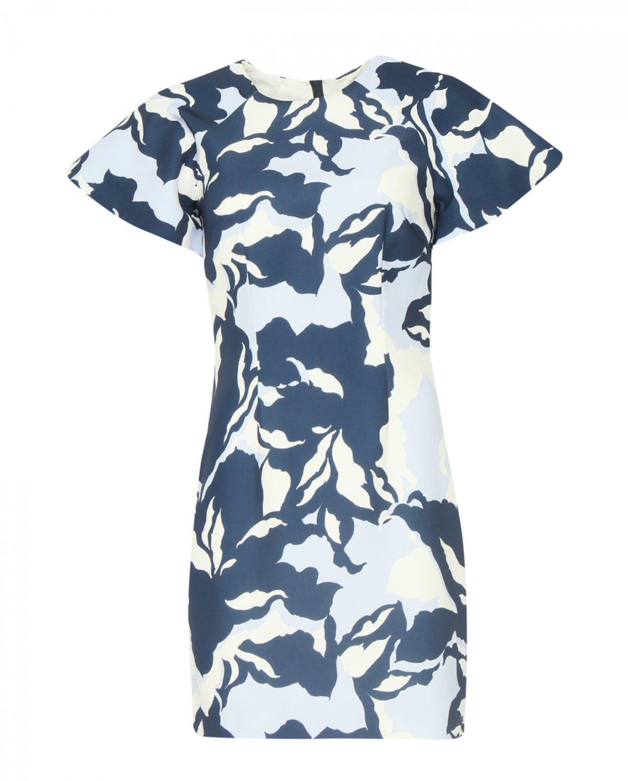 Платье-футляр с узором Keepsake  –  Общий вид