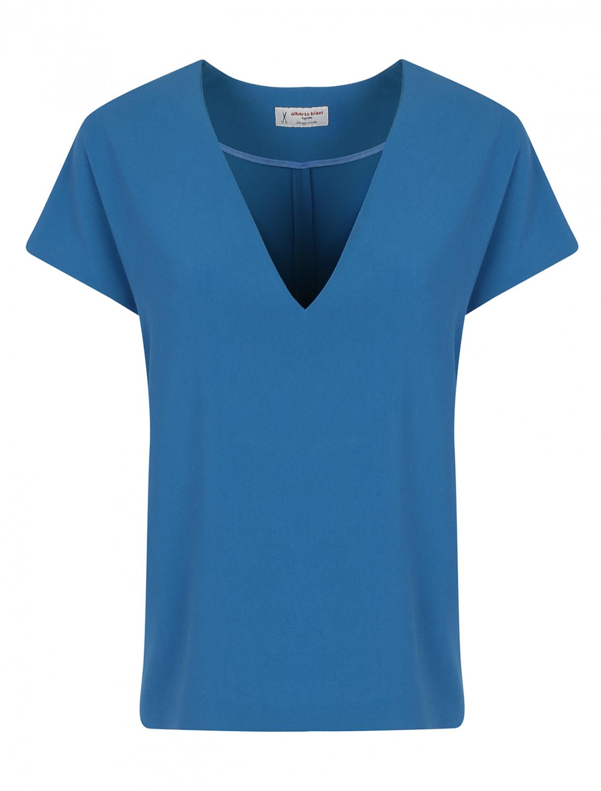 Блуза свободного кроя Alberto Biani  –  Общий вид