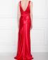 Платье макси с V-образным вырезом Galvan London  –  МодельВерхНиз1